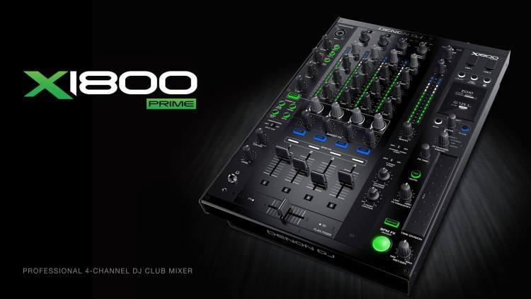 Denon DJ X1800 Prime Review Mixer