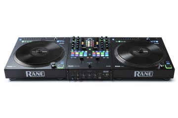 Rane SEVENTY-TWO Battle Mixer & TWELVE Battle Controller