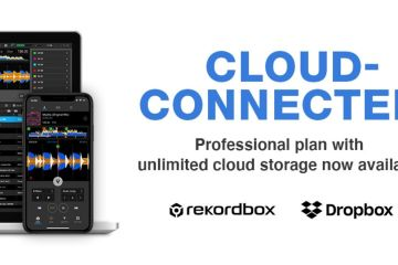 Rekordbox Cloud Connected