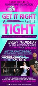eFlyer Get it Right Get it Tight