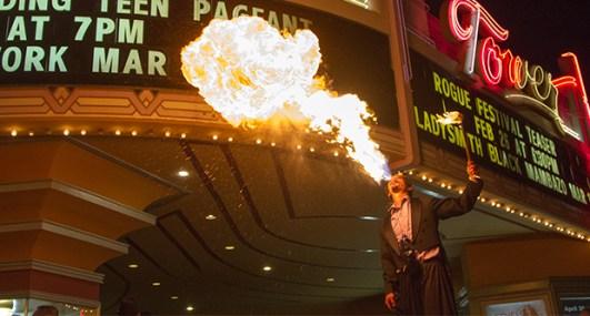 6-9 - teaser show fire