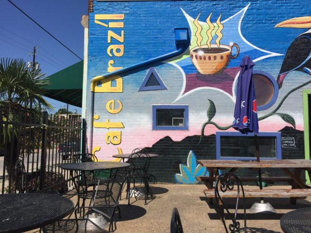 Cafe' Brazil Deep Ellum Dallas Restaurants Reviews