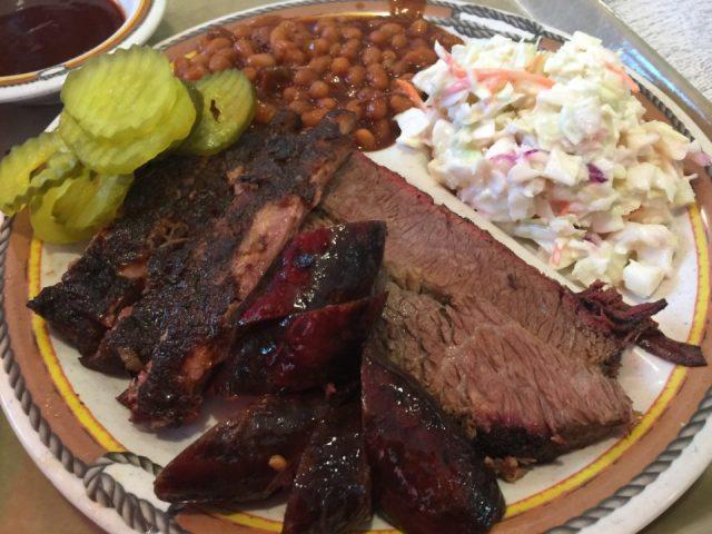 Mike Anderson's BBQ Restaurant Dallas Restaurants Reviews