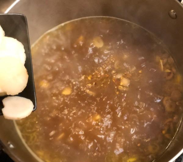 Mushroom Soup Recipe Asian Soup Recipes