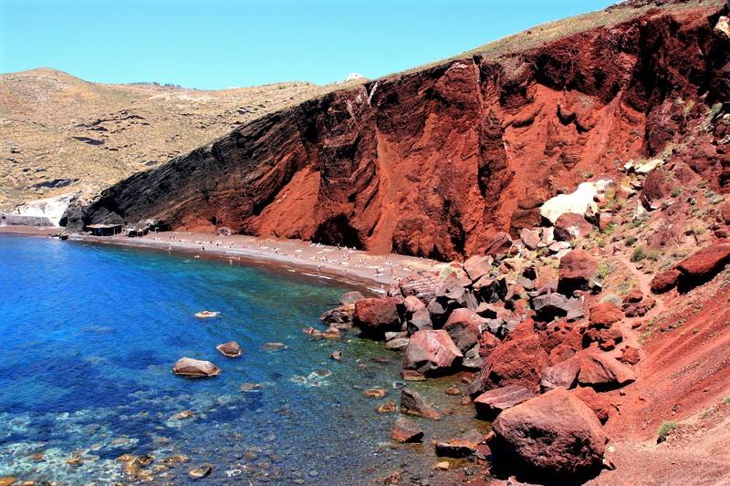 red-beach-santorin