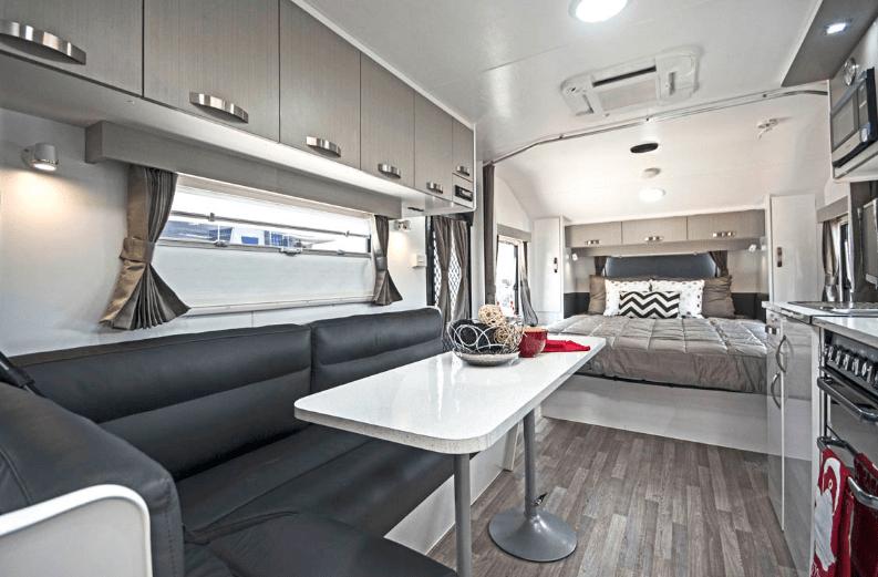 Nova Caravans On The Road