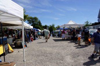Farmer's Market Winter Harbor