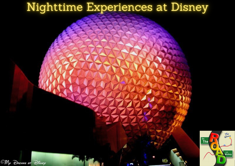 Nighttime Experiences at Disney