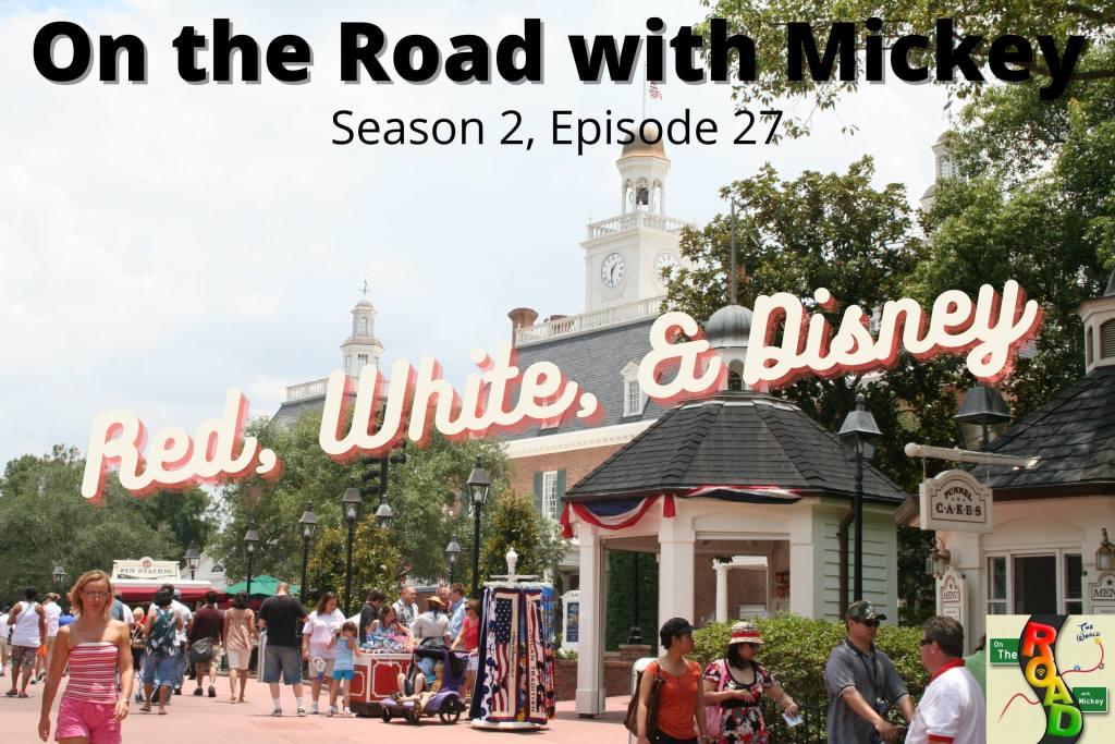 Red, White, & Disney