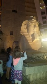 at the Luxor