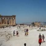 アクロポリスの景色