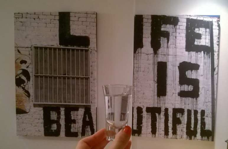 life is beautiful drink shots