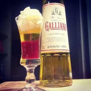 Galliano shooter