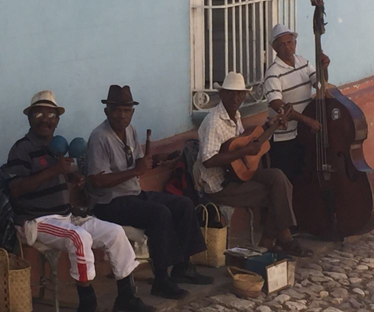 Cuban band