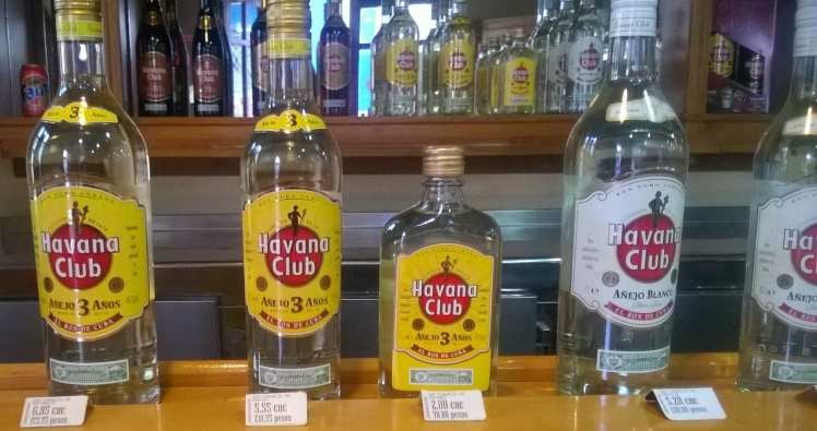 white rum havana clunb