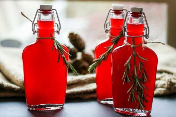 fresh-cranberry-vodka