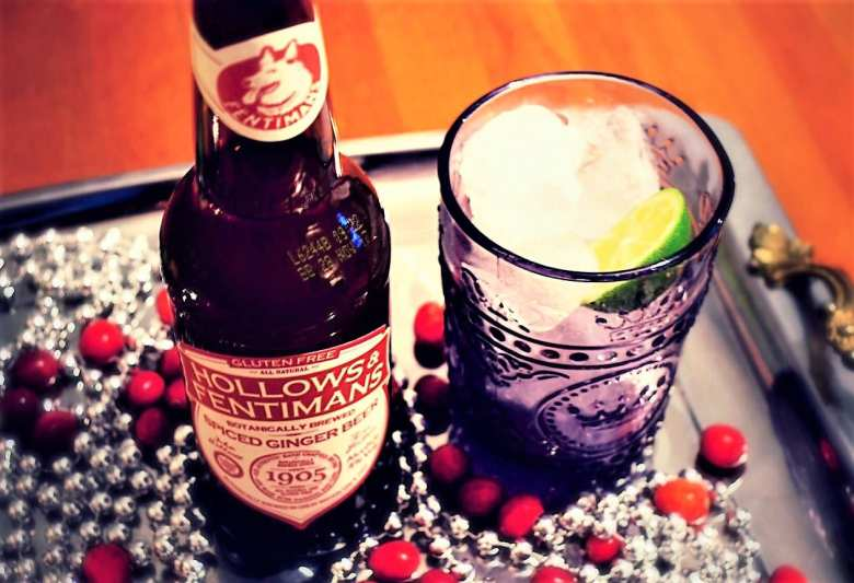 fentimans spiced ginger beer