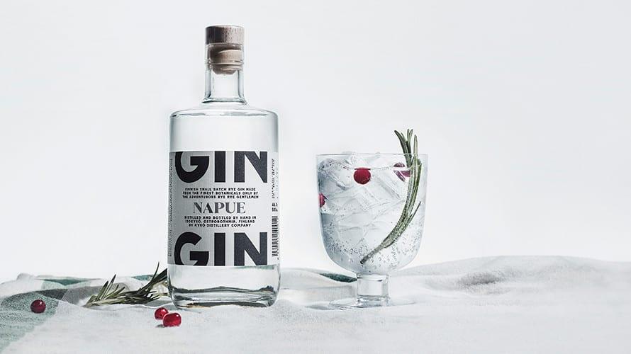 Napue Gin Tonic Ohje