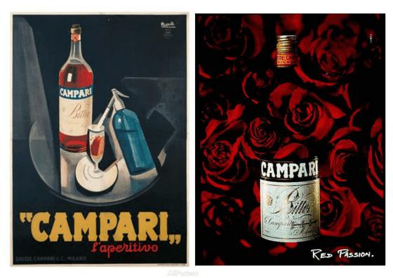 Campari Italian bitters