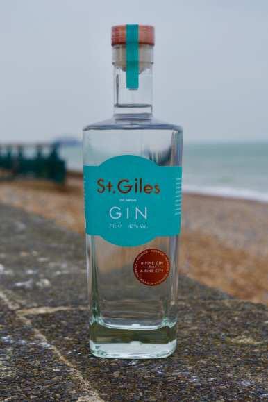 St Giles Gin