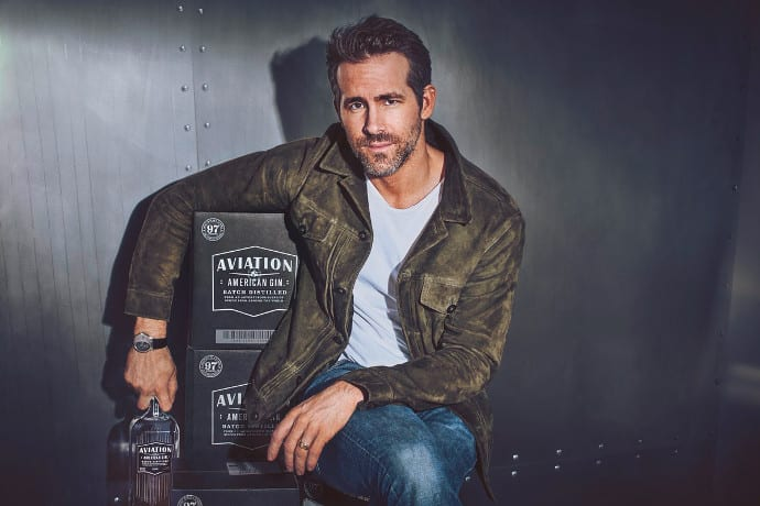 celebrity gin brand