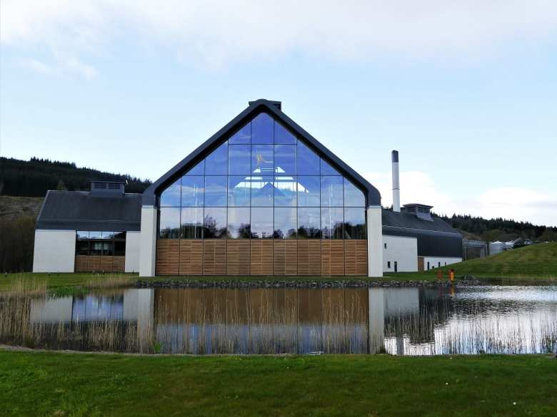 distillery in scotland