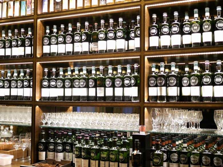 SMWS tasting room