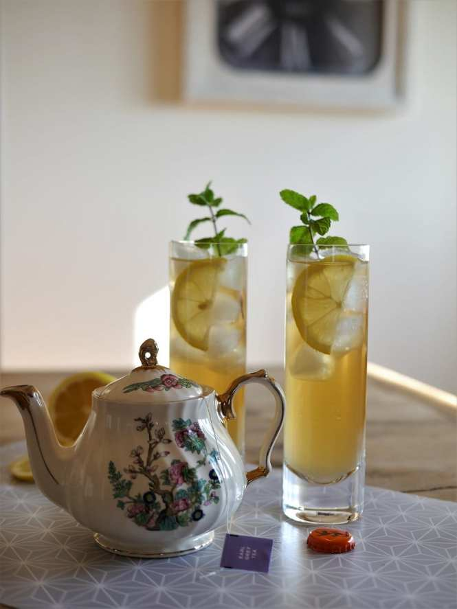 earl grey drink