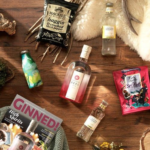gin membership Christmas gift