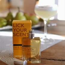 Vanilla pear fragrance
