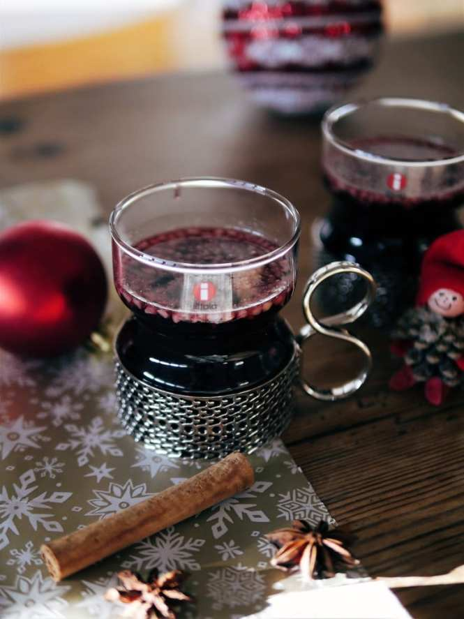 Festive Mulled wine