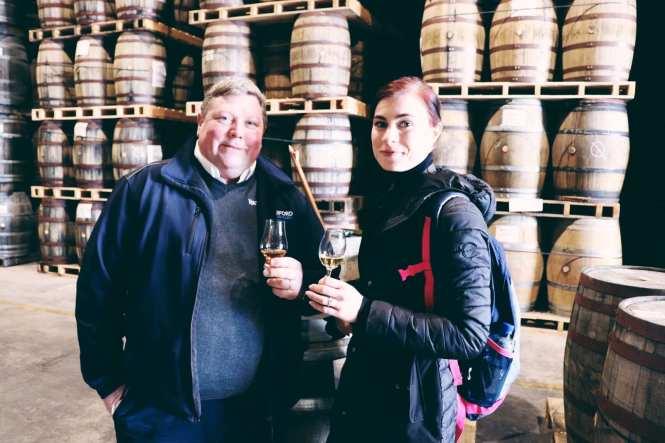 Tasting terroir in whisky