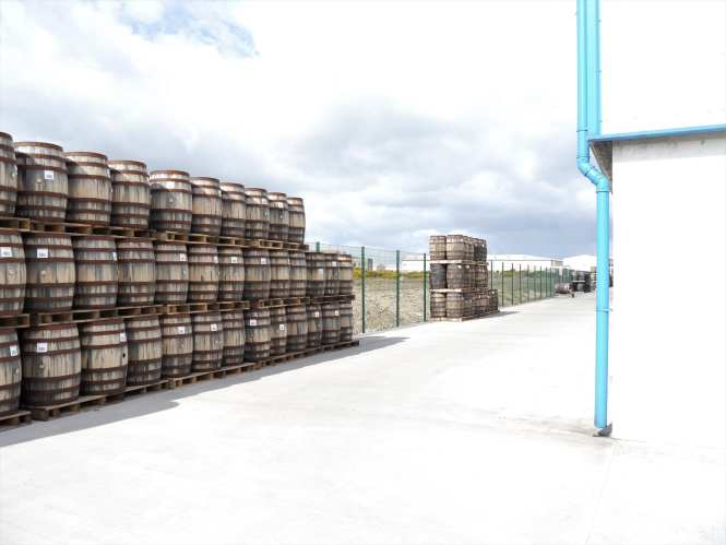 WD warehouse