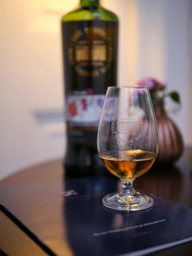 SMWS scotch