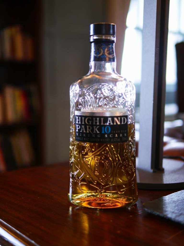 Highland Park 10yo whisky