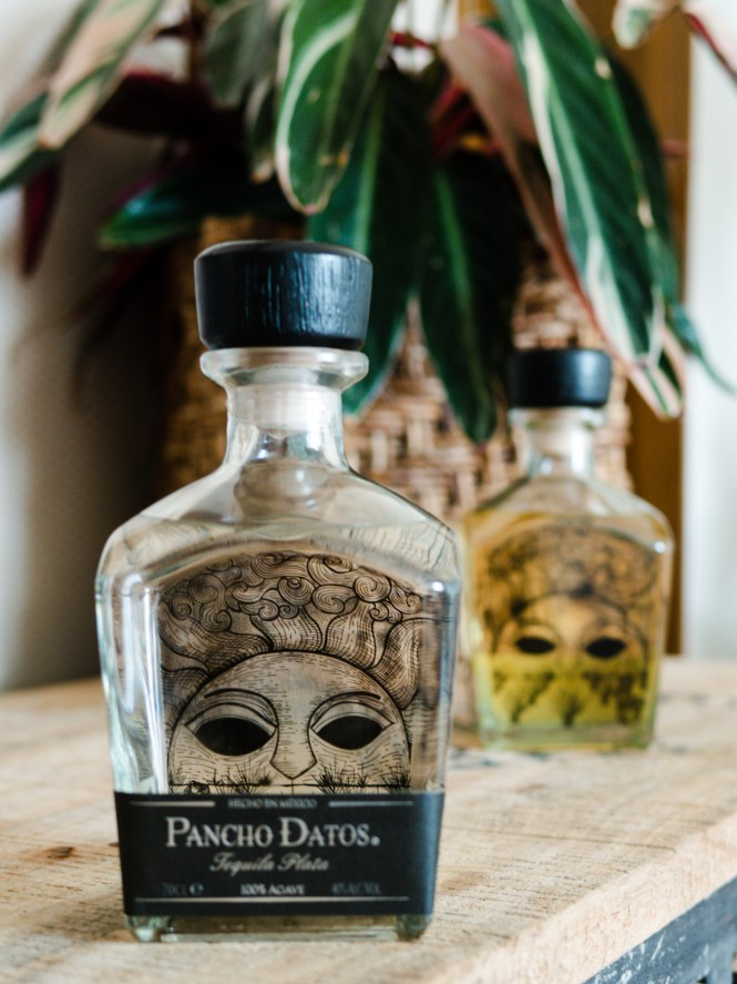 Tequila Pancho Datos Plata