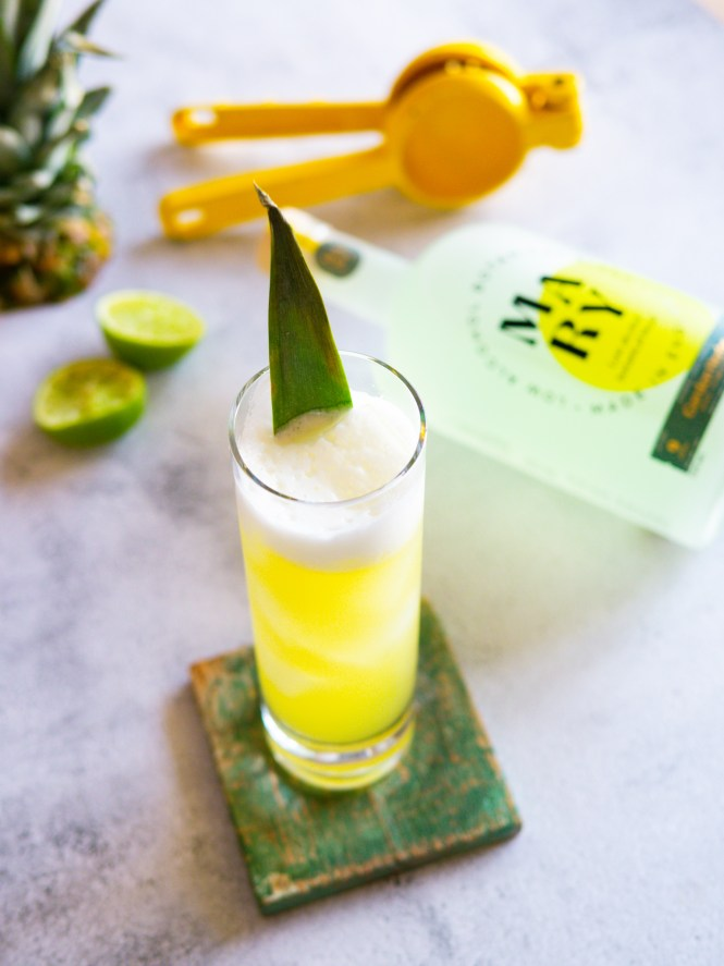 Mary low alcohol cocktail