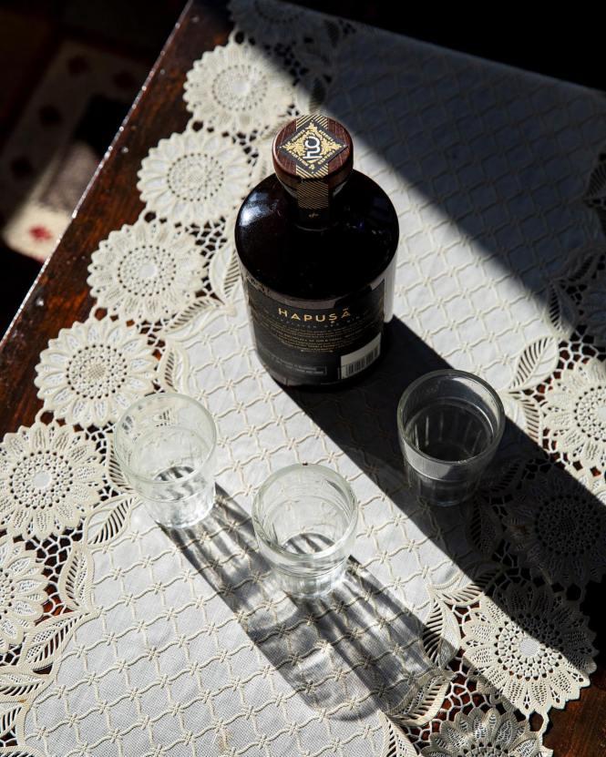 Hapusa Indian spiced gin