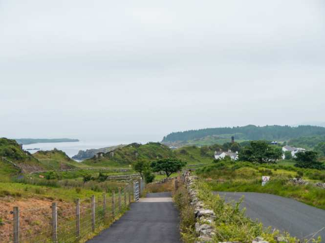 Cycle paths on Islay