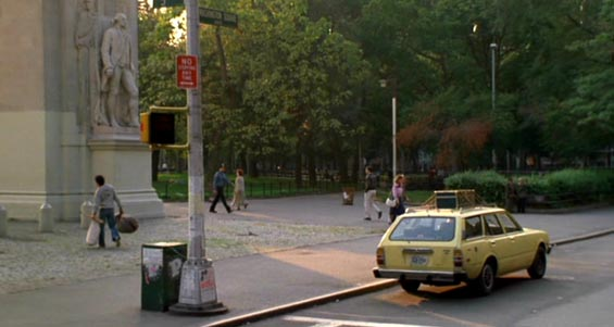 Washington Square Park When Harry Met Sally