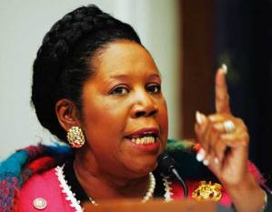 Congresswoman Sheila Jackson Lee (D-TX18)