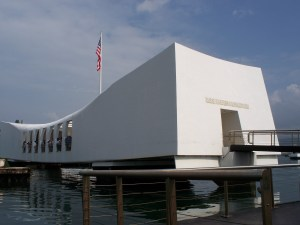 U.S.S. Arizona Memorial, Pearl Harbor, Hawaii