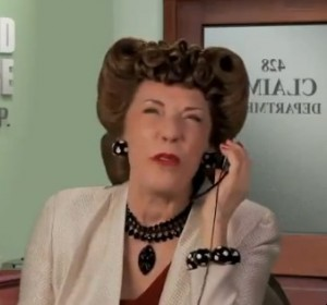 Ernestine the operator (Lily Tomlin)