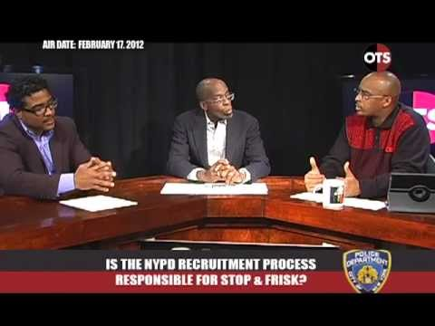 (OTS 02/17/12) NYPD Stop & Frisk Calamity and The GOP Cultural Wars