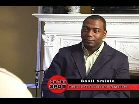 OTS, 08/31/10: Meet The Candidates—Basil Smikle, Part 1
