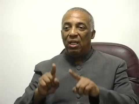 "OTS, 12/22/09: Charles Barron Gives Obama an ""F"""