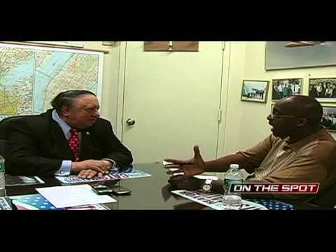 OTS Meet The Candidates: Mayoral Candidate John Catsimatidis (R) [Sept. 1st, 2013] – EXCLUSIVE