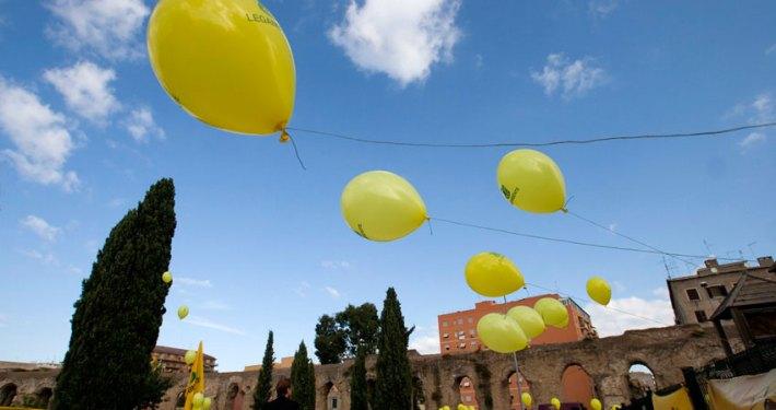 Riqualificazione Parco Alessandrino - Roma - Hitnes