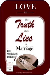 Truth about lies in marriage
