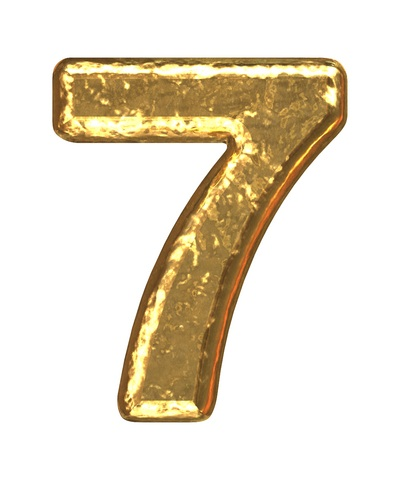 Image result for images of number 7